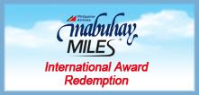International-Award-Redemption!