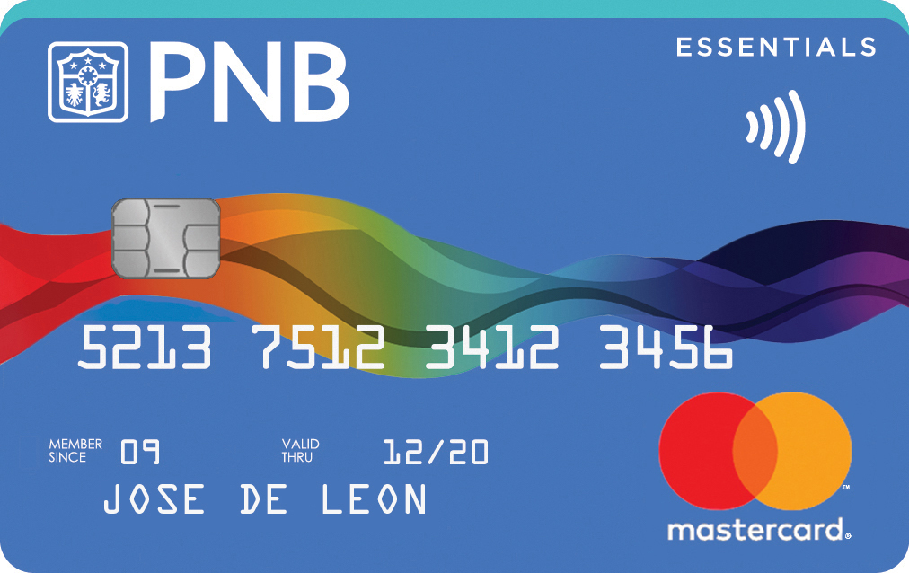 Enjoy Ultimate Payment Convenience When Dining Out Traveling And Ping By Using The Pnb Essentials Mastercard With It On Hand You Have A Reliable